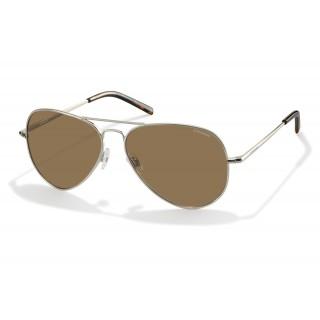 Солнцезащитные очки Polaroid арт F5426B, модель PLD1006-S-3YG-58-IG