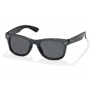 Солнцезащитные очки Polaroid арт K5006B, модель PLD8006-S-D28-48-Y2