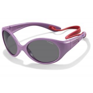 Солнцезащитные очки Polaroid арт K6010B, модель PLD8010-S-MIE-47-Y2