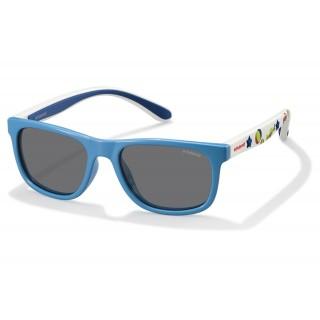 Солнцезащитные очки Polaroid арт K6012D, модель PLD8012-S-OFJ-46-Y2
