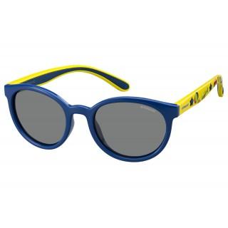 Солнцезащитные очки Polaroid арт K6014B, модель PLD8014-S-MC1-46-JY
